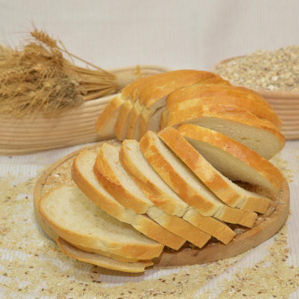 papp pékség, forma fehér kenyér, szeletelt, pékáru, mezőkövesd