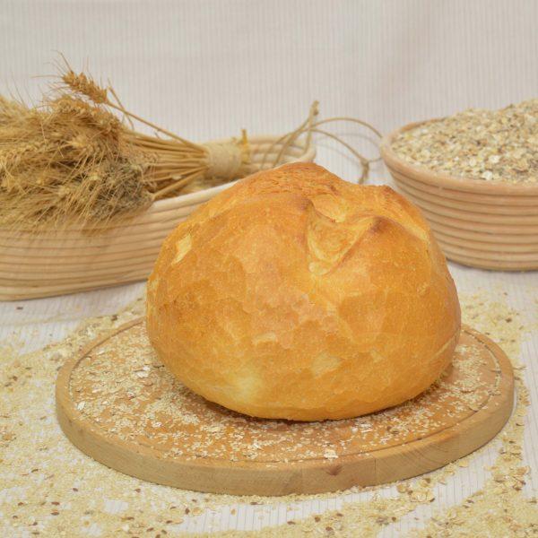 papp pékség, gömbölyű fehér kenyér, pékáru, mezőkövesd