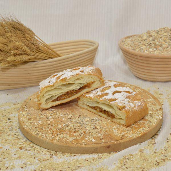 papp pékség, almás rétes, pékáru, mezőkövesd