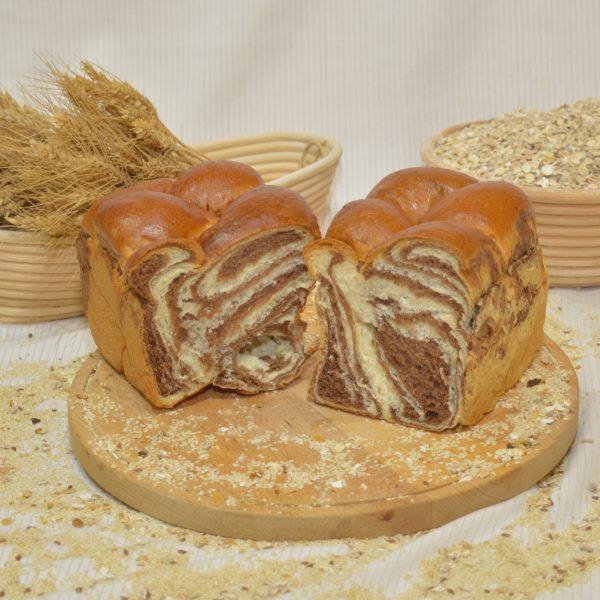 papp pékség, csíkos kalács, pékáru, mezőkövesd