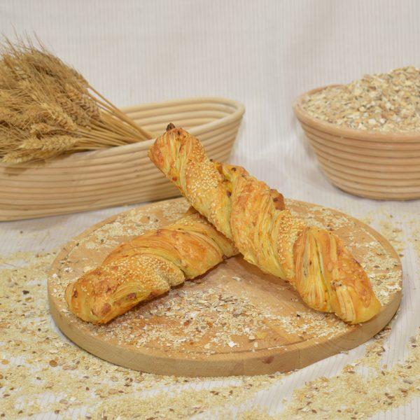 papp pékség, csavart rúd, pékáru, mezőkövesd