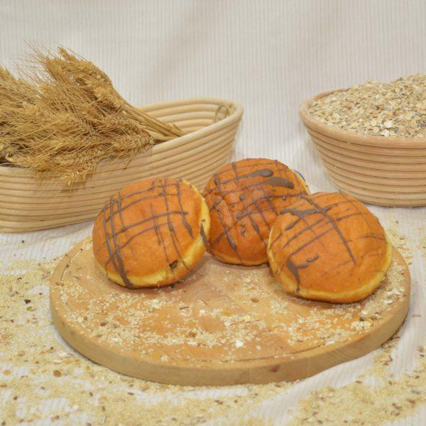 papp pékség, csokis fánk, pékáru, mezőkövesd