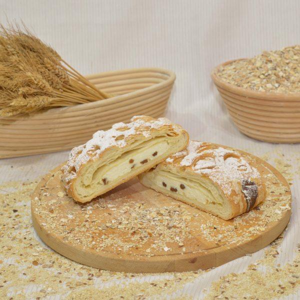 túrós rétes, papp pékség, pékáru, mezőkövesd