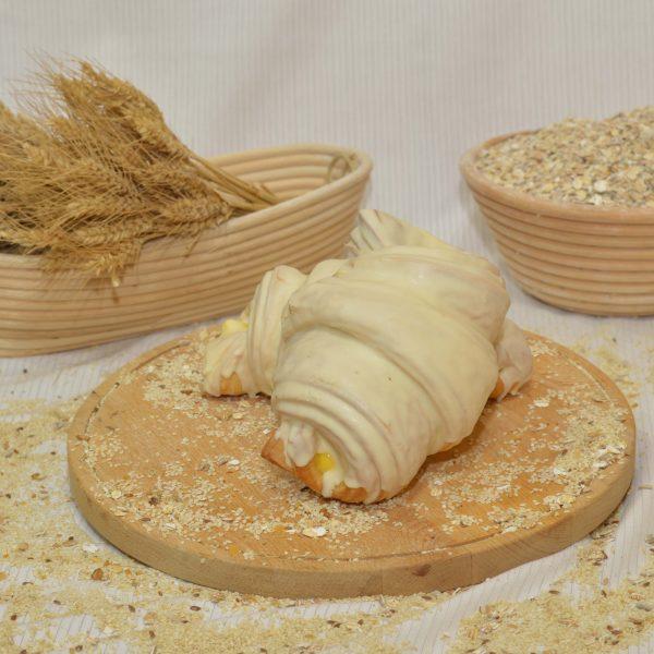 vaníliás rongyos kifli, papp pékség, pékáru, mezőkövesd